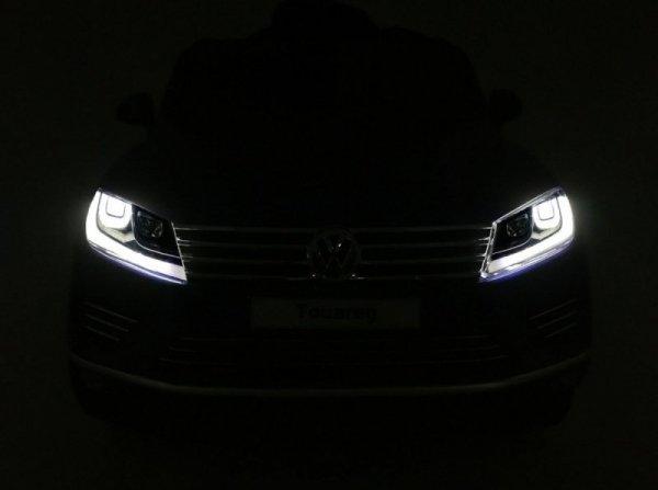 Auto na akumulator Volkswagen Touareg Lakierowny Czarny