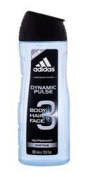 ADIDAS Dynamic Puls perfumy męskie - żel pod prysznic 400ml