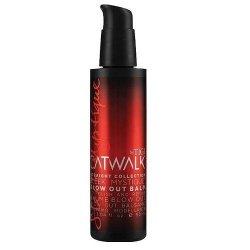 TIGI Catwalk Sleek Mystique Blow Out Balm balsam wygładzająco-nawilżający do włosów 90ml