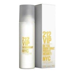 CAROLINA HERRERA 212 VIP dezodorant dla kobiet 150ml