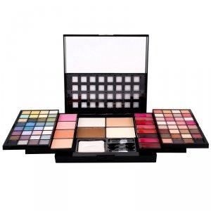 ZESTAW MAKEUP TRADING 80 Favourite Colours Schmink Set Flower kosmetyki do makijażu dla kobiet 101,6g