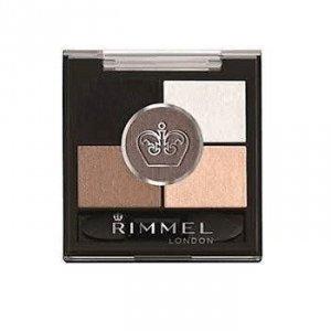 RIMMEL LONDON Glam Eyes HD 5 Colour Eye Shadow 023 Foggy Grey cienie do powiek 3,8g