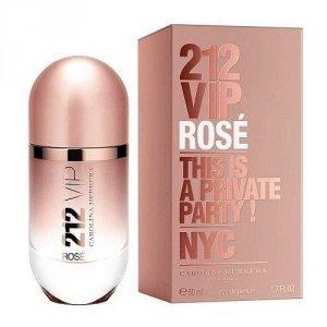 CAROLINA HERRERA 212 VIP Rose woda perfumowana dla kobiet 50ml