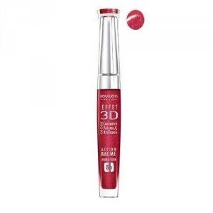 BOURJOIS Effet 3D Gloss błyszczyk do ust dla kobiet 06 Rouge Democratic 5.7ml