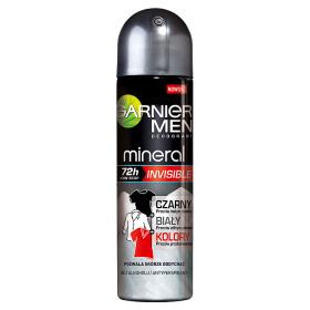 GARNIER Mineral Men Invisible dezodorant dla mężczyzn 150ml