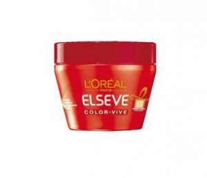 L'OREAL Elseve Color Vive maska do włosów 300ml