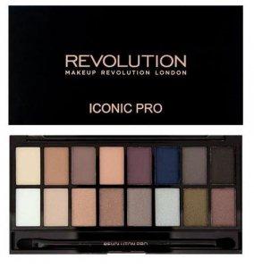 MAKEUP REVOLUTION Iconic Pro 2 paleta 16 cieni 16g