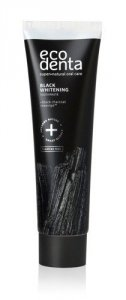 ECODENTA Black Whitening Toothpaste pasta do zębów 100ml