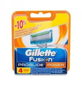 GILLETTE Fusion Proglide Power wkład do maszynki dla mężczyzn 4 szt.