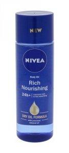 NIVEA Body Oil Rich Nourishing olejek do ciała dla kobiet 200ml