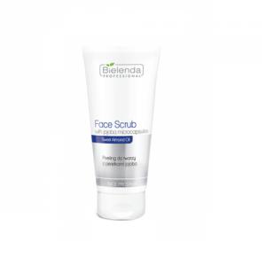 BIELENDA PROFESSIONAL Face Program Face Scrub With Jojoba Microcapsules peeling do twarzy z perełkami jojoba 150ml