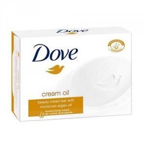 DOVE Cream Oil Beauty Cream nawilżające mydło w kostce Moroccan Argan Oil 100g