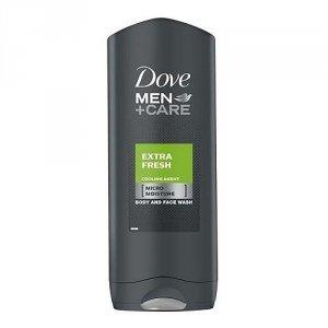DOVE Men+Care Micro Moisture Body And Face Wash żel pod prysznic do mycia ciała i twarzy Extra Fresh 250ml