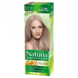 JOANNA Naturia Color farba do włosów 213 Srebrny Pył