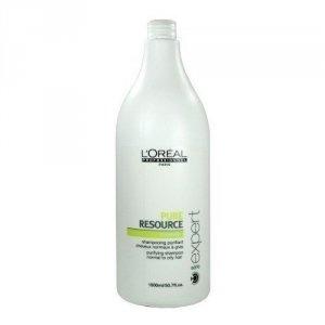 L'OREAL Expert Pure Resource Shampoo szampon do włosów dla kobiet 1500ml