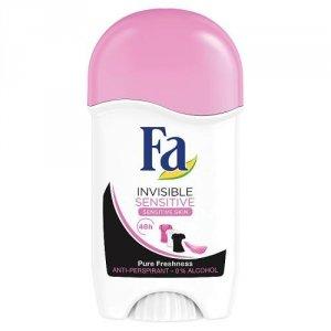 FA Invisible Sensitive Antiperspirant Stick antyperspirant w sztyfcie 50ml