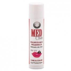 VIPERA Med Club balsam do ust koloryzująca pielęgnacja 02 4g