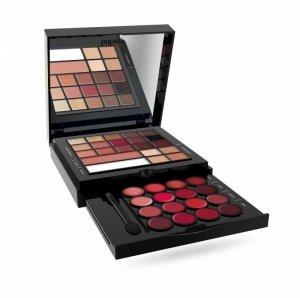 PUPA Pupart M zestaw do makijażu 001 Back To Red 20g