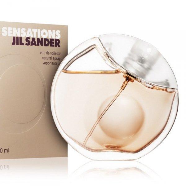 JIL SANDER Sensations woda toaletowa dla kobiet 40ml