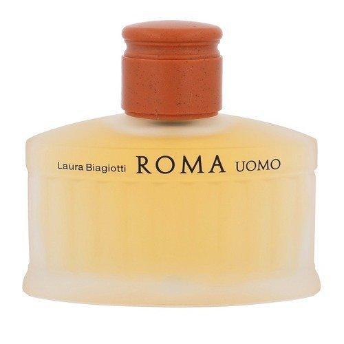 LAURA BIAGIOTTI Roma Uomo woda toaletowa dla mężczyzn 125ml