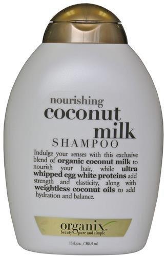 ORGANIX Coconut Milk Shampoo szampon odżywczy z mleczkiem kokosowym 385ml