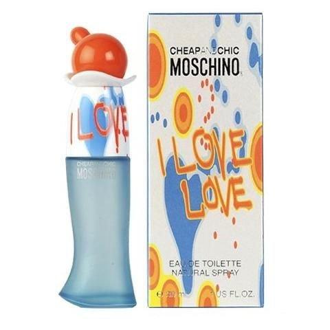 MOSCHINO I Love Love woda toaletowa dla kobiet 100ml