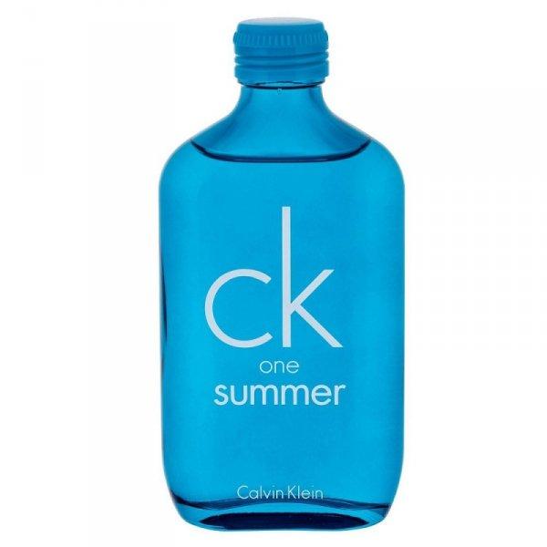CALVIN KLEIN CK One Summer 2018 woda toaletowa unisex 100ml