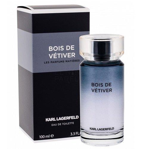 KARL LAGERFELD Les Parfums Matieres Bois De Vétiver woda toaletowa dla mężczyzn 100ml