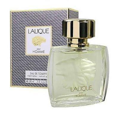 LALIQUE Pour Homme Lion perfumy męskie - woda toaletowa 125ml (FLAKON)