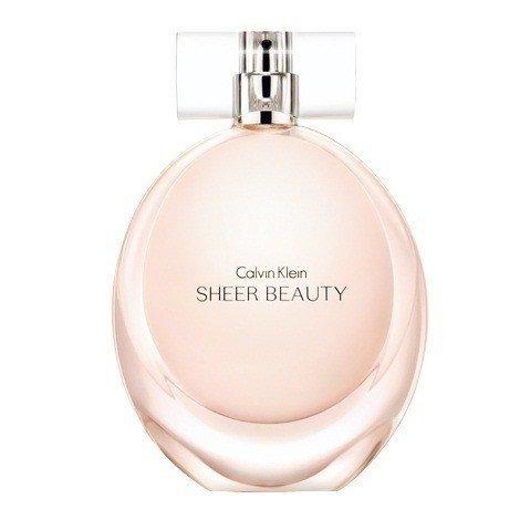 CALVIN KLEIN Beauty Sheer woda toaletowa dla kobiet 50ml