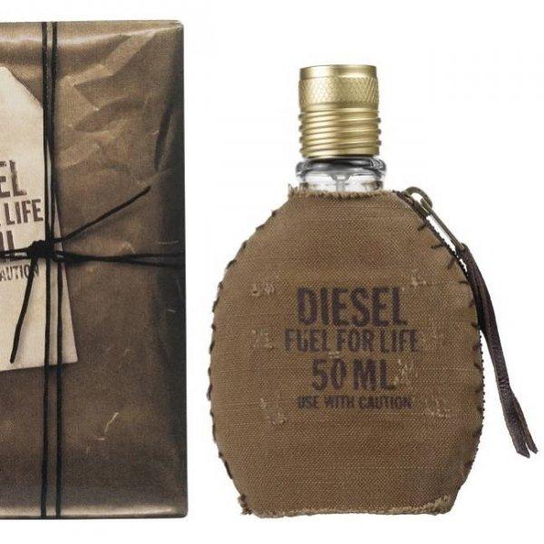 DIESEL Fuel for life woda toaletowa dla mężczyzn 50ml