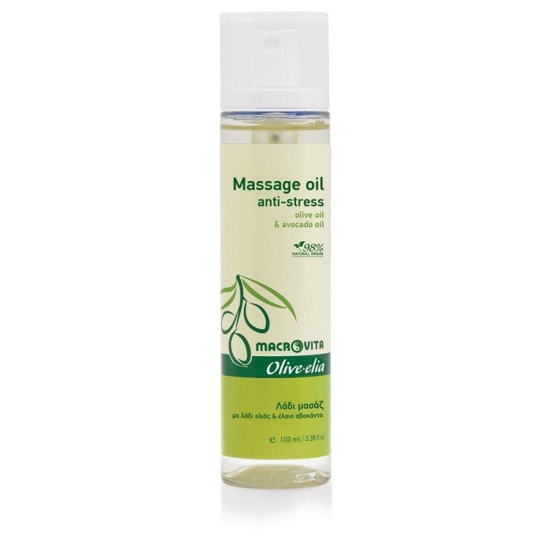 MACROVITA OLIVE-ELIA relaksujący olejek do masażu (anti-stress) z bio-składnikami 100ml