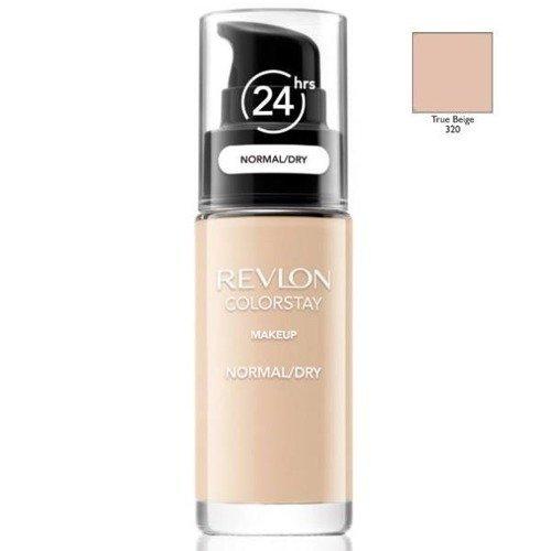 REVLON Colorstay Makeup Normal or Dry Skin podkład do twarzy do skóry suchej i normalnej 30ml (320 True Beige)