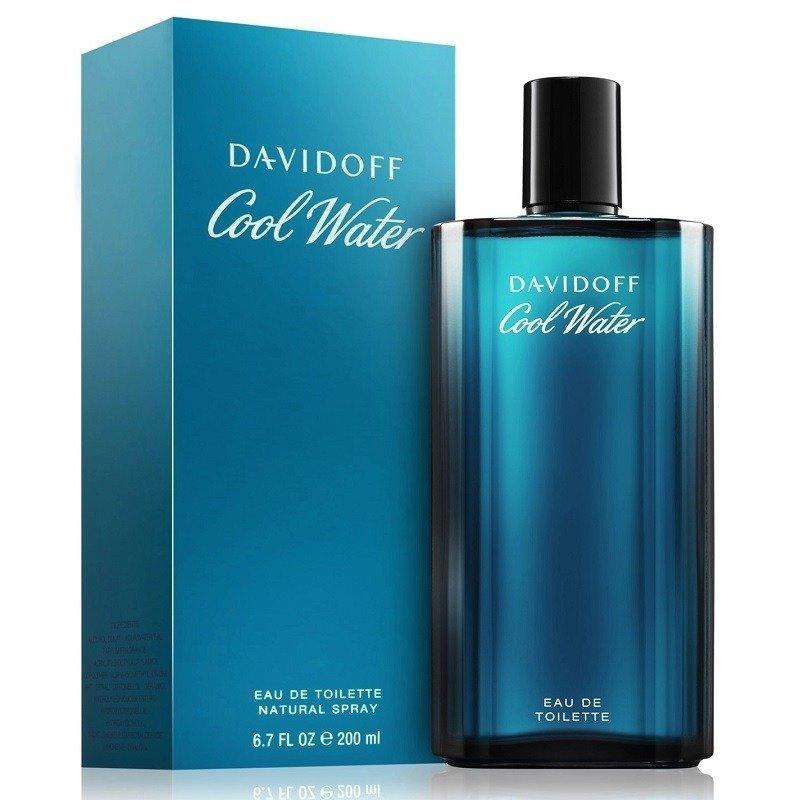 DAVIDOFF Cool Water woda toaletowa dla mężczyzn 125ml