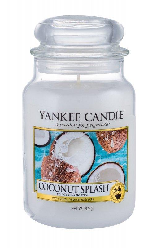 Yankee Candle Coconut Splash (Świeczka zapachowa, U, 623g)
