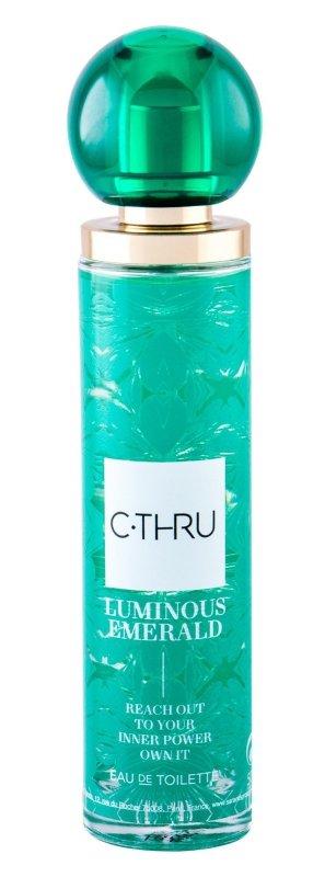 C-THRU Luminous Emerald (Woda toaletowa, W, 50ml)
