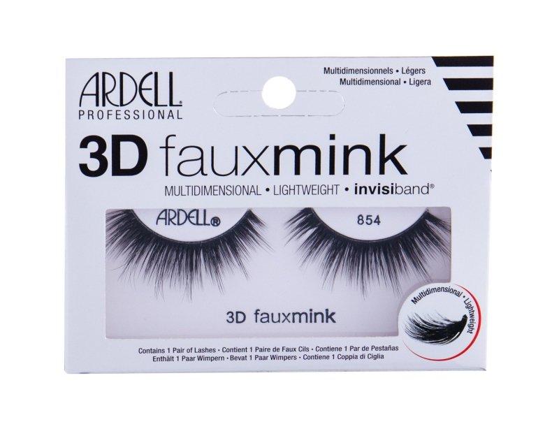 Ardell 3D Faux Mink 854 (Sztuczne rzęsy, W, 1szt)