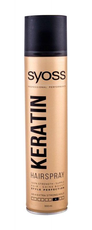 Syoss Professional Performance Keratin (Lakier do włosów, W, 300ml)
