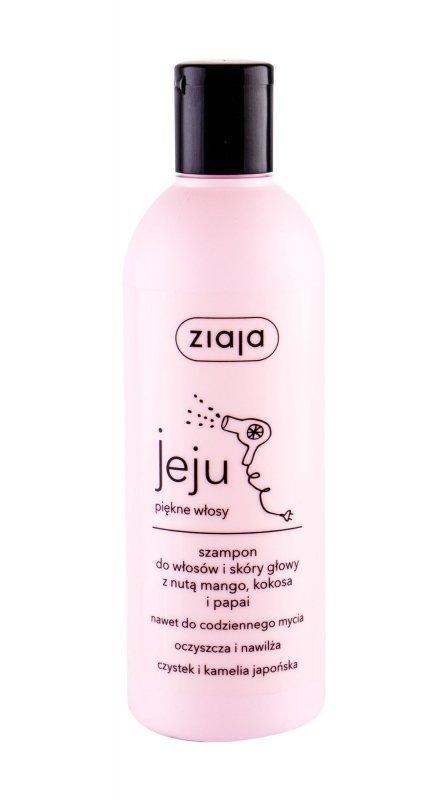 Ziaja Jeju (Szampon do włosów, W, 300ml)