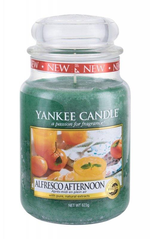 Yankee Candle Alfresco Afternoon (Świeczka zapachowa, U, 623g)