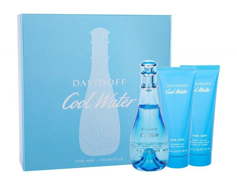 Davidoff Cool Water (Woda toaletowa, W, 100ml)