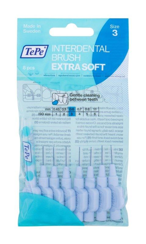 TePe Extra Soft (Szczoteczka do przestrzeni międzyzębowych, U, 8szt)