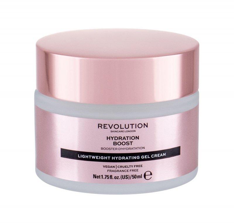 Revolution Skincare Hydration Boost (Krem do twarzy na dzień, W, 50ml)