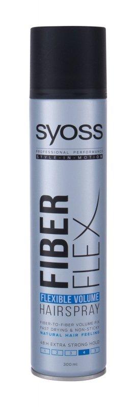 Syoss Professional Performance Fiber Flex (Lakier do włosów, W, 300ml)