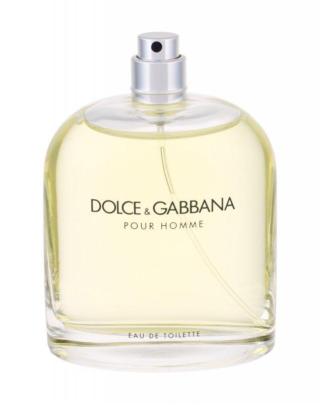 Dolce&Gabbana Pour Homme (Woda toaletowa, M, 125ml, Tester)