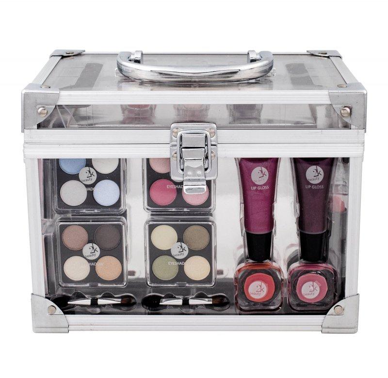 Makeup Trading Transparent (Zestaw kosmetyków, W, 76,6g)