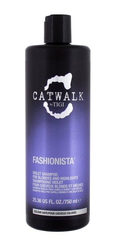 Tigi Catwalk Fashionista (Szampon do włosów, W, 750ml)