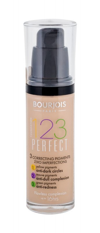 BOURJOIS Paris 123 Perfect (Podkład, W, 30ml)