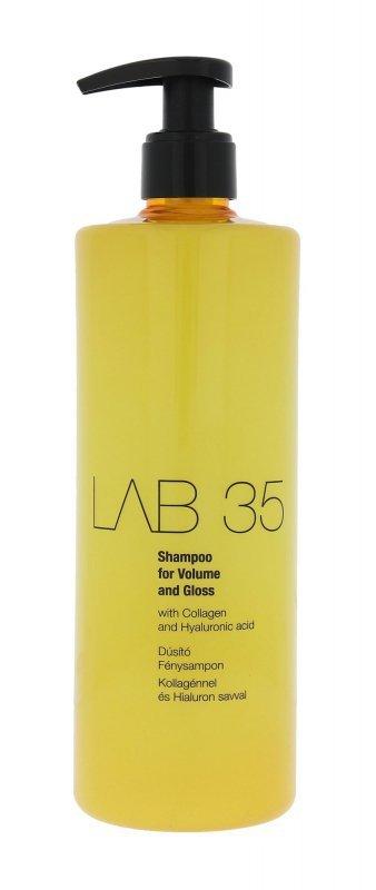 Kallos Cosmetics Lab 35 (Szampon do włosów, W, 500ml)