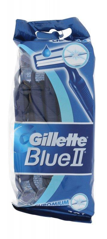 Gillette Blue II (Maszynka do golenia, M, 10szt)
